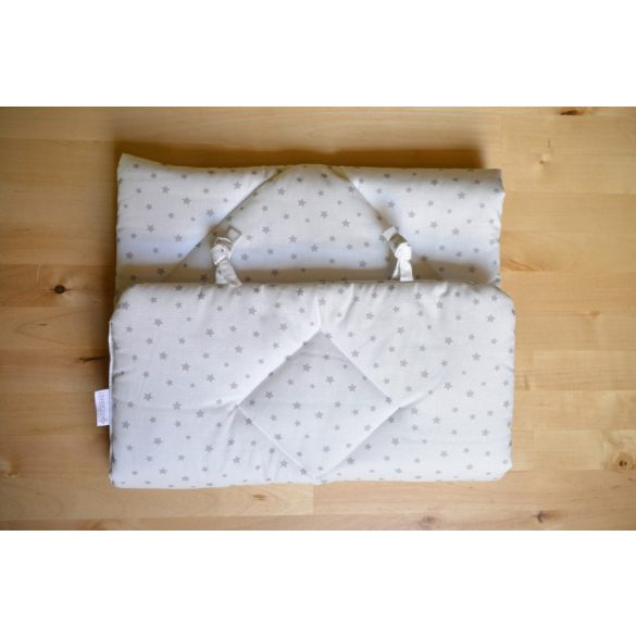 Incababy Babyswing Cushion Grey Stars
